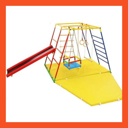 Спортивно-игровые комплексы для детей