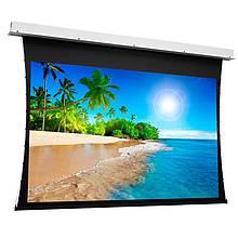 """Моторизированный экран Projecta Tensioned DescenderPro RF 204x320 см, VA 194x310 см, 144"""", BD 5 см, MW"""