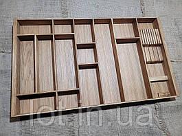 Лоток для столовых приборов от 750мм, Lot k214. (индивидуальные размеры)