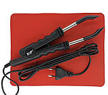 Силиконовый коврик  под тепловые парикмахерские инструменты, фото 4