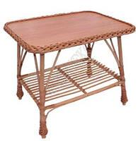 Мебель из лозы, Стол С Косой