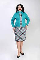 Платье женское повседневного назначения.Размеры  48-58.