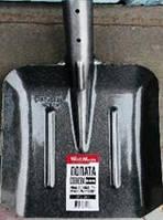 Лопата совковая стальная лакированная