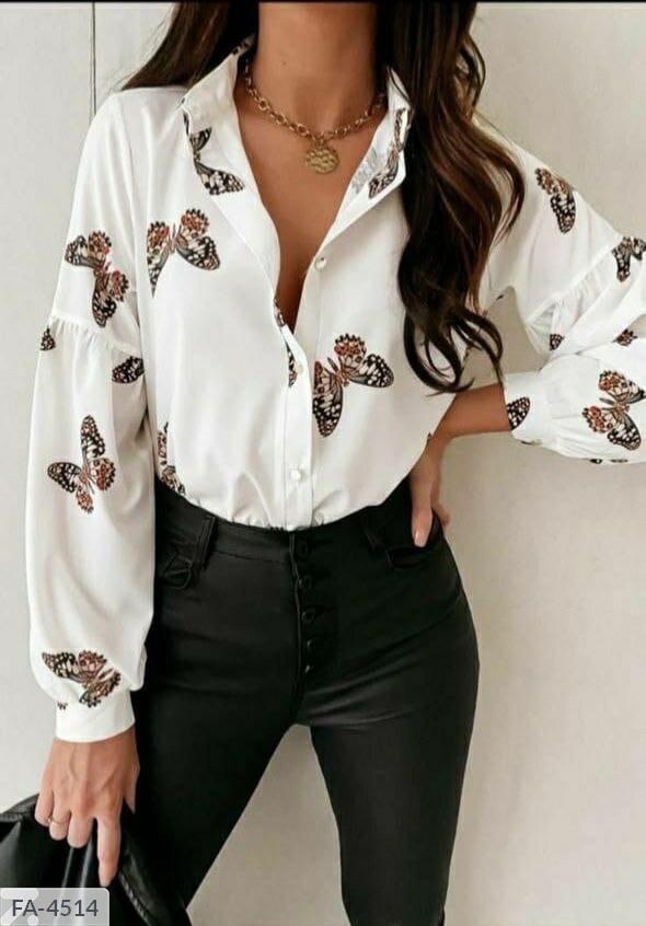 "Жіноча блузка ""Метелики"""