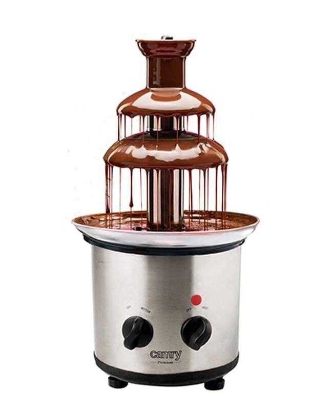Шоколадный фонтан фондю Camry CR 4488