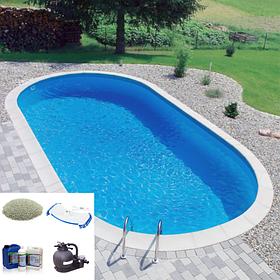Комплекты оборудования для сборных бассейнов