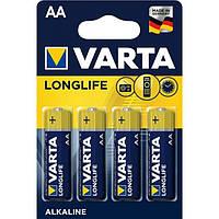 Батарейка AA VARTA Longlife LR6