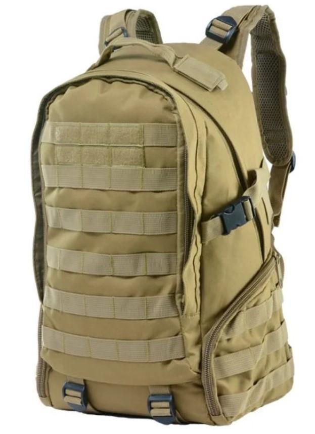 Рюкзак тактический Tactical Pro штурмовой рейдовый армейский 30л койот