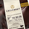 Шоколад горький №70(Strong), 70% (Barry Callebaut), 100 гр.