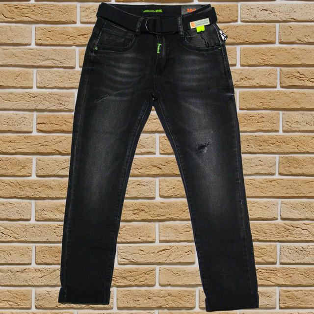 детские джинсы МОМ для мальчика