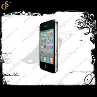 "Защитная пленка для iPhone 4 - ""Screen Protector"""