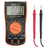 Мультиметр Accta AT-130, цифровой