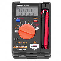 Мультиметр Accta AT-110, цифровой