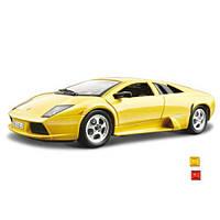Автомодель BburagoBijoux LAMBORGHINI MURCIELAGO (ассорти желтый,красный,1:24)