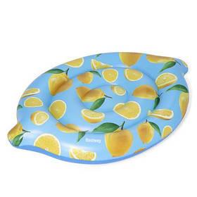 Пліт надувний для плавання Bestway 43392 Лимон, (176-122 см)