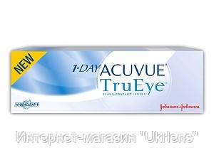 """Контактные линзы однодневные Johnson 1-Day Acuvue True Eye 2 уп. - Интернет-магазин """"Ukrlens"""" в Харькове"""