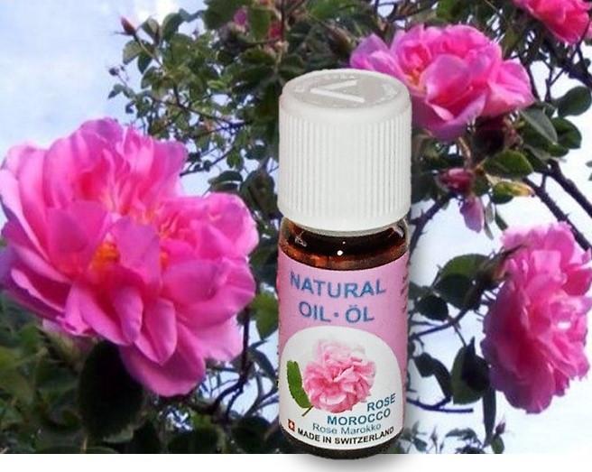 Роза Марокко Вивасан эфирное масло 10 мл швейцарское натуральное