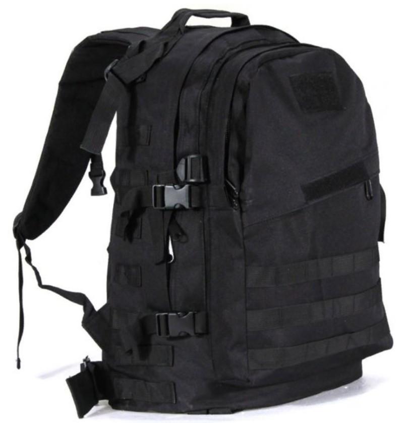 Рюкзак тактический Tactical Pro штурмовой рейдовый армейский 35л черный