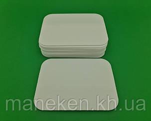 Підкладка (лотки) зі спіненого полістиролу (178*133*П) Т-4-П плоский (500 шт), фото 2