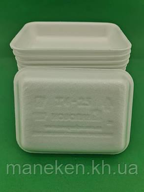 Подложка (лотки) из вспененного полистирола (178*134*25) T-4-25 (300 шт), фото 2