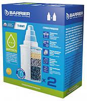 Комплект Картриджей для фильтров-кувшинов Барьер 6 для Жесткой воды. 2 шт CRVK2BAR6