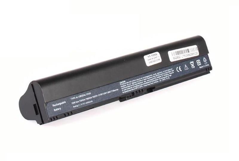 Аккумуляторная батарея Acer AL12B32 V5-121 V5-131 V5-171 AO725 AO756 (5200mah)