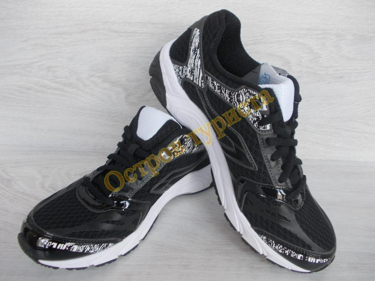 Кроссовки  Crivit 293608  размер 38 стелька 25 см черные  с вставками