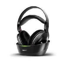 Навушники без мікрофона Philips Wireless Black (SHD8850)