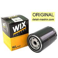 Фильтр масляный МТЗ ЗИЛ-Бычок (Д-245 Д-260) вкручивающийся WIX WL7483