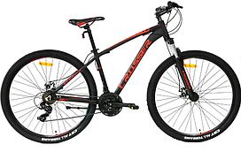 Горный велосипед Сrosser Scorpio 29 Черно-красный