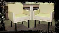 Кожаные кресла для ресторанов баров кафе дома купить в Украине Киеве