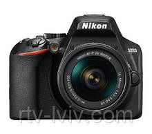 Фотоаппарат Nikon D3500 + AF-P DX 18–55 VR