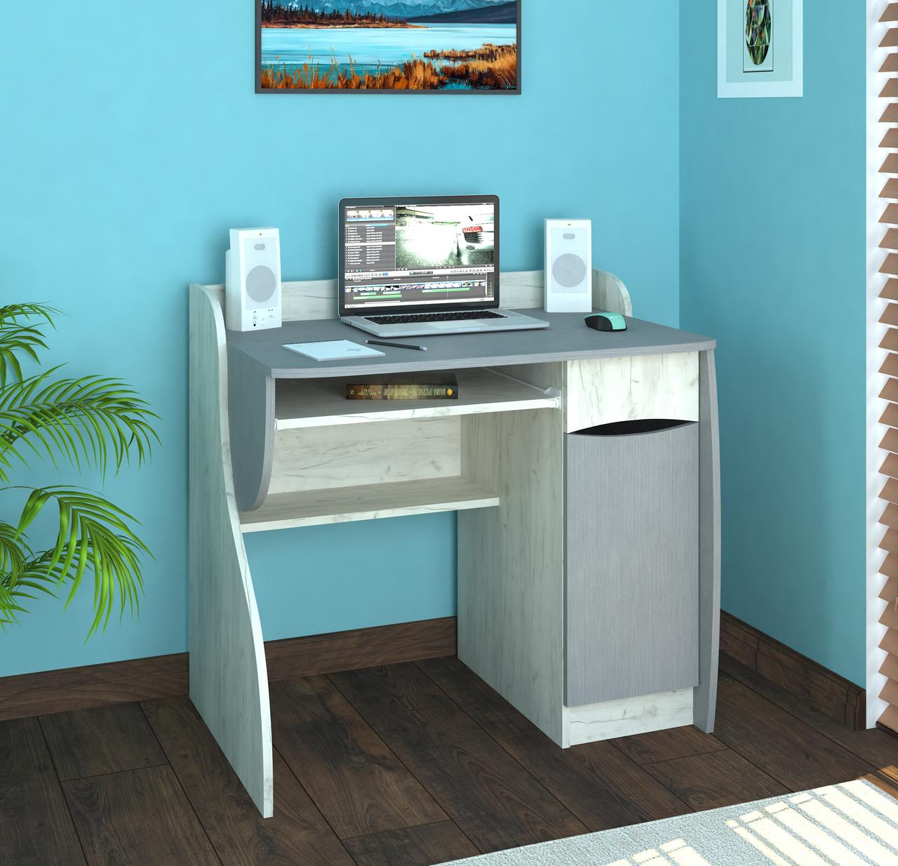 Компьютерный стол Ронни (10 цветов)