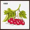 Набір для вишивання в асортименті (тканина з малюнком, муліне, голка) 11 * 11 см, фото 5
