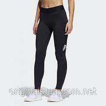 Жіночі легінси для фітнесу Adidas Alphaskin Long W FJ7167 2021