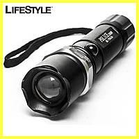 Фонарик ручной светодиодный BL-T8626 / Фонарь аккумуляторный