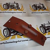 Держатель ножа косилки Z-169, Z-173, Z-001, Z-069 с шириной захвата 1,35м