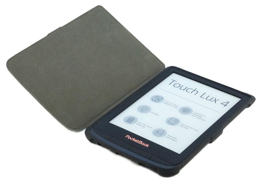 Pjcketbook 627 чехол Van Goh A-B - развернут