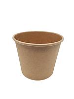 Супник крафт без крышки 12 Oz/350мл, упаковка 50шт, (3,30 грн/шт).