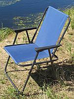 """Крісло для природи, пікніка, кемпінгу, риболовлі, туристичний стілець зі спинкою """"Комфорт-СН"""""""
