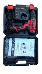 Шуруповерт аккумуляторный Edon AD-1201 кейс 1 аккумулятор, зарядное