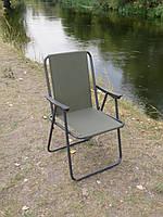 """Купити крісло для пікніка складне, стілець зі спинкою для риболовлі, кемпінгу, відпочинку """"Комфорт-ХК"""""""