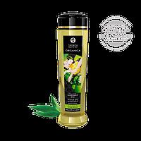 Shunga ORGANICA Exotic green tea органическое массажное масло, 240 мл