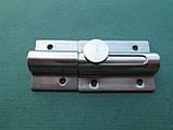 Нержавіючий дверний шпінгалет, фото 4