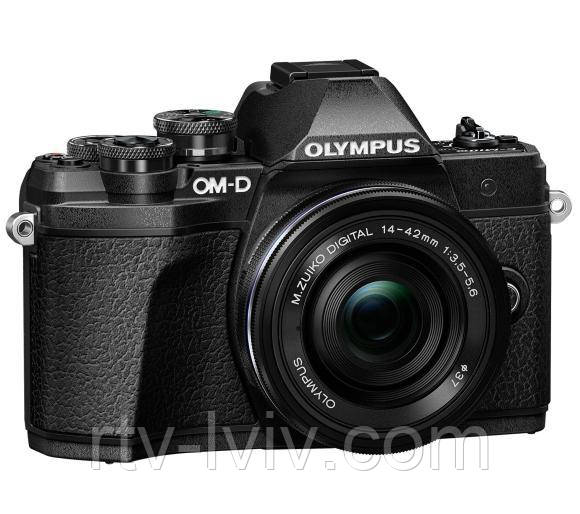 Фотоаппарат Olympus OM-D E-M10 Mark III + 14-42 mm II R