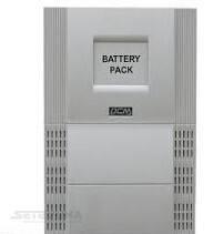 Батарейный блок Powercom VRLA 12В (VGD-6K0A-B00-0010)