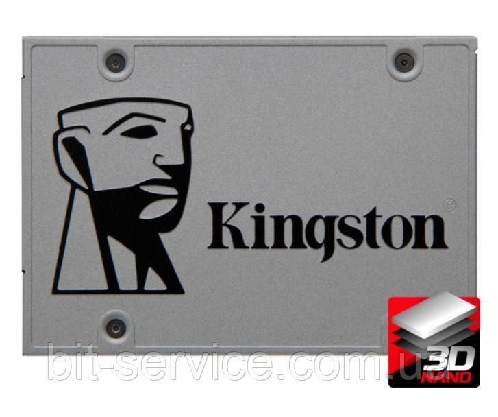 """Накопичувач SSD 2.5"""" 120GB Kingston (SUV500/120G)"""