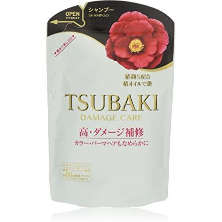 Шампунь Shiseido Tsubaki Damage Care (345мл). Для восстановления поврежденных и секущихся волос.