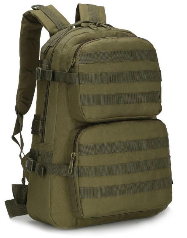 Рюкзак тактический Tactical Pro штурмовой армейский рейдовый 35л олива
