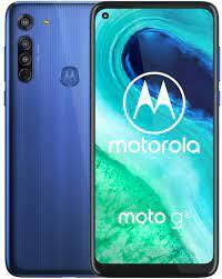 Смартфон Motorola Moto G8 4/64GB Blue (PAHL0004RS)